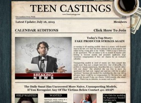 Teen Casting Porn Review