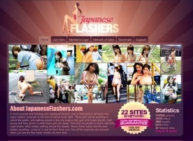 JapaneseFlashers Porn Review
