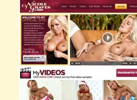 Nicole Graves Porn Review