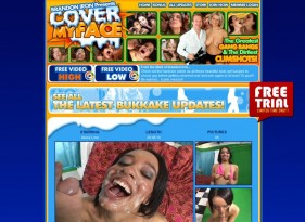 Cover My Face Porn Review